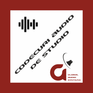 Codecuri audio de studio